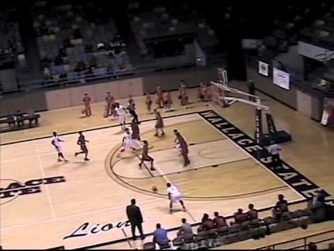 Wallace State Basketball vs Wabash Valley College-Highlights (01.02.15)