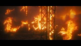Stalingrad 2013 - gas tanks explosion and burning soldiers