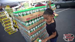 Positive American Youth's Mega Grocery Giveaway
