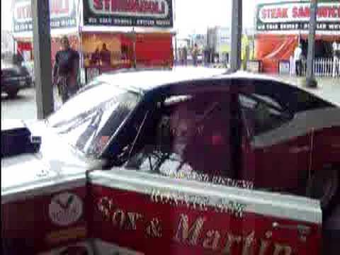 Dodge Dart Srt4 1 4 Mile >> Motown Missile Duster V. Sox & Martin Duster | Doovi