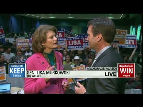 CNN Lisa Murkowski: Process of making history