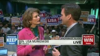 CNN Lisa Murkowski: Process of making history