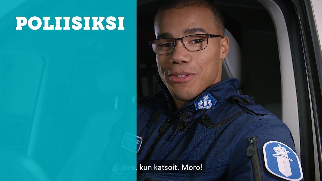 Poliisi kuntotesti video