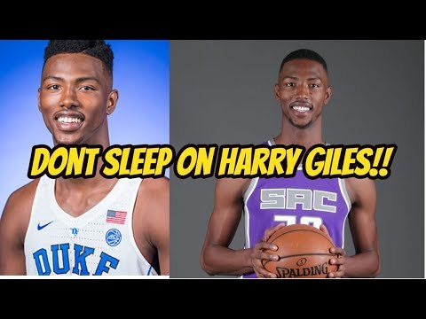 Why everyone is forgetting about Harry Giles !