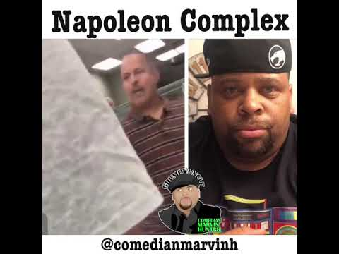 How to deal with napoleon complex