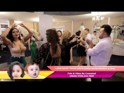 FLORIN SALAM - FRATII CARE SE IUBESC 2017 (BOTEZ MAXIMUS & EDAN)(NAS RAZVAN STANCIU)
