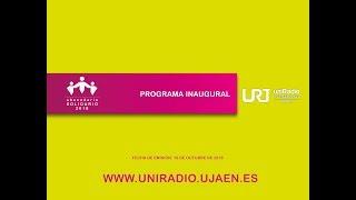 Programa Inaugural - Abecedario Solidario 2018