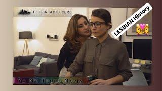 LESBIAN WEBSERIE - El Contacto Cero - CAPÍTULO 3