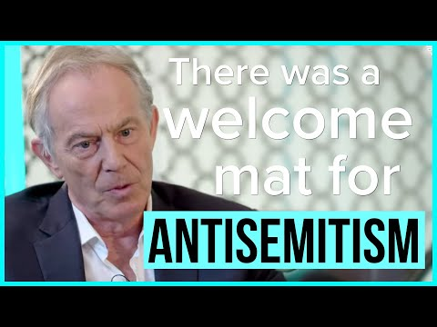 Tony Blair Tells James O'Brien That Jeremy Corbyn's Labour Put Out Welcome Mat For Anti-Semites