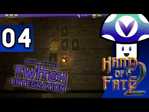 [Vinesauce] Vinny - Hand of Fate 2 (part 4)