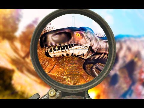 Dinosaur Hunting 2019 (by Trends of Strike) Android Gameplay