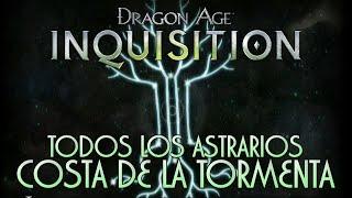 Dragon Age: Inquisition - Guía [1080p] / Todos los Astrarios - Costa de la Tormenta