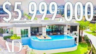 Всередині $6м в Лас-Вегасі з плаваючою патіо | на ринку | архітектурний дайджест