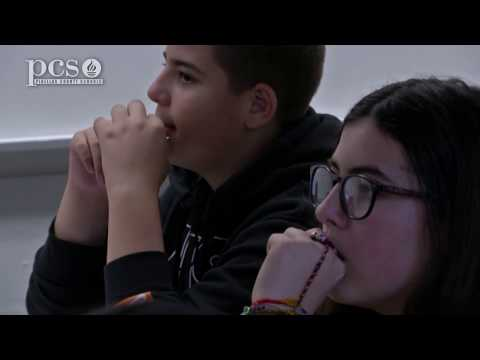 PCS Referendum creates unique learning opportunity for Tyrone Middle School Spanish class!
