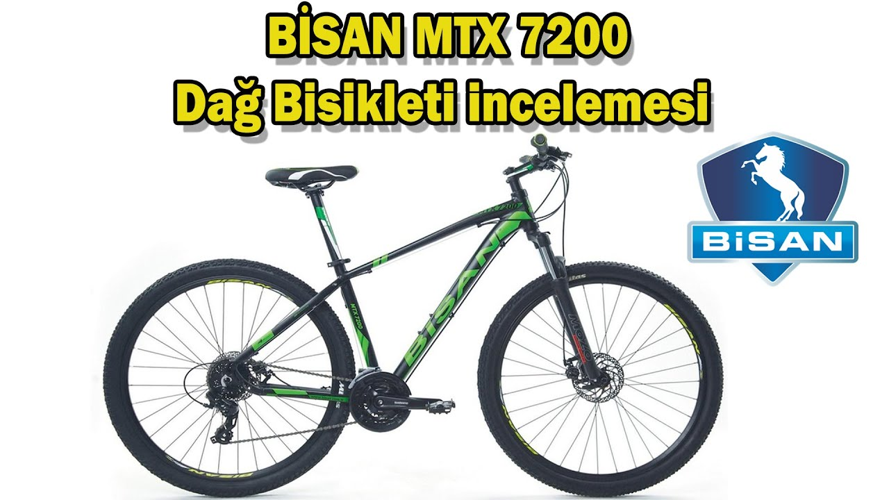 Bisan MTX 7200 Dağ Bisikleti Kutu Açılımı-Montaj-İnceleme