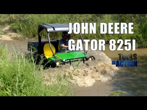 2013 John Deere Gator 825i - Tough Tested Review