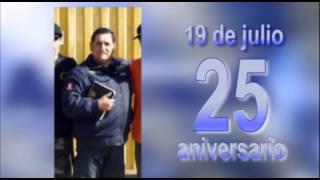 SPOT POR LOS 25 ANIVERSARIO DE RADIO ARMONIA 94.9 FM EN PERU