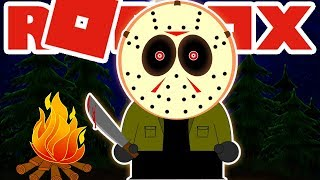 ROBLOX | *Jason* Campfire Stories