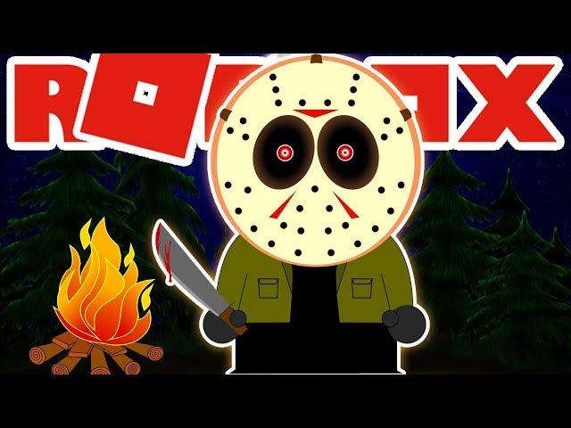 ROBLOX | *Jason* Campfire Stories