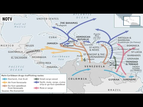 drug trafficking in the caribbean essays Latin america and the caribbean: illicit drug trafficking and us counterdrug programs congressional research service summary drug trafficking is viewed as a primary threat to citizen.