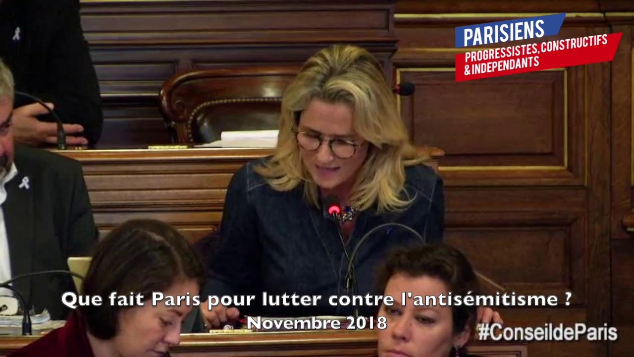 QUE FAIT PARIS POUR LUTTER CONTRE L'ANTISÉMITISME ?
