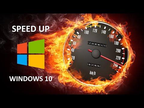 Windows 10 без тормозов — инструкция от Константина