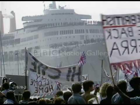 Falkland islands war