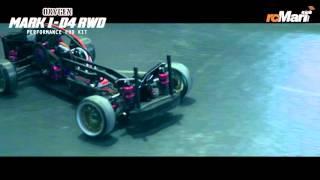 Oxygen MARK I D4 RWD Performance Pro Kit Action Video
