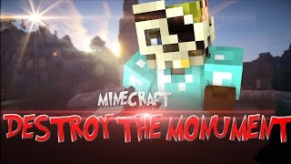 Minecraft Mini-Game - DESTROY THE MONUMENT - TRZY BAZY? [MCLOBBY.PL]