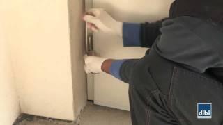 Regolazione Cerniere e Scrocco DI.BI. Porte Blindate S.r.l.(, 2012-02-08T15:06:08.000Z)