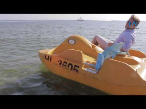 Orca vs. Albatros: Tretbootfahren (Folge 1)