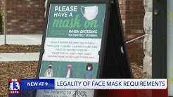 No mask, No service: Can businesses legally require customers to wear masks?