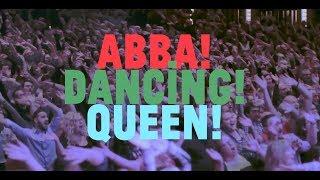 Massive 2000 person Choir! in Ottawa sings ABBA
