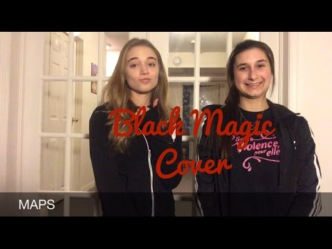 *MAPS* Black Magic ~ Little Mix cover