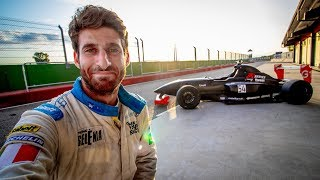 MY NEW RACE CAR - RACING IS LIFE EP.34 [English Subtitles]