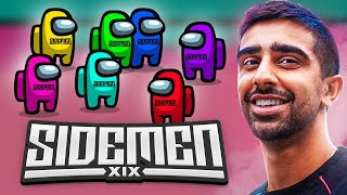 🔴 SCUFFED AMONG US w/ SIDEMEN & FRIENDS