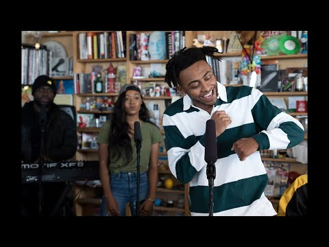 Aminé: NPR Music Tiny Desk Concert