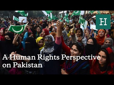 A Human Rights Perspective on Pakistan: A Conversation with Asma Jahangir