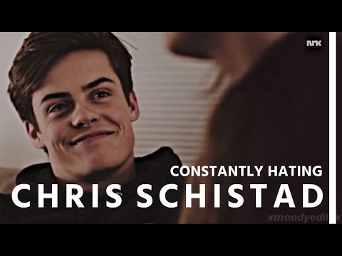 ● Chris Schistad   Constantly Hating