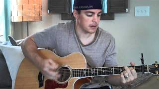 "How to Play ""Time After Time""  - Javier Colon (Matt McCoy)"