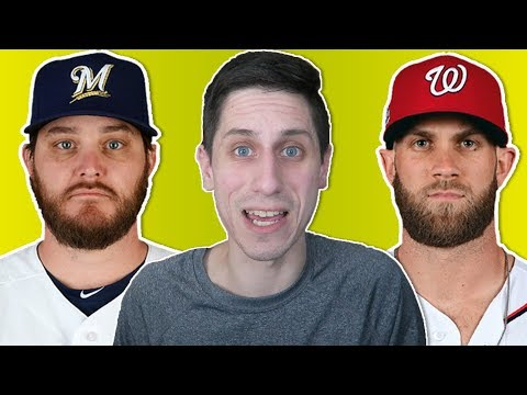 Wade Miley SIGNS with Houston Astros + Bryce Harper to Padres?