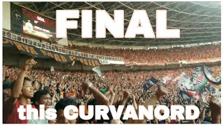 PERSIJA 1-0 PSM FINAL leg1|tribun.CURVANORD|