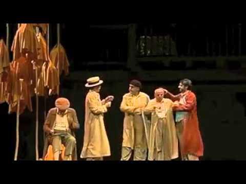 SOGNO DI UNA NOTTE DI MEZZA ESTATE al Globe Theatre di Roma