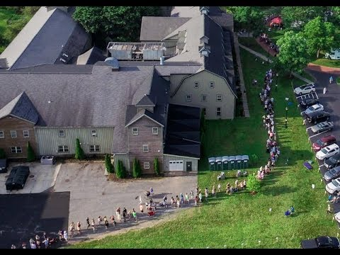 Annual MacKenzie-Childs Barn Sale a feeding frenzy of steals (video)