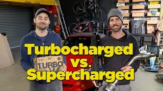Turbo Vs Supercharged