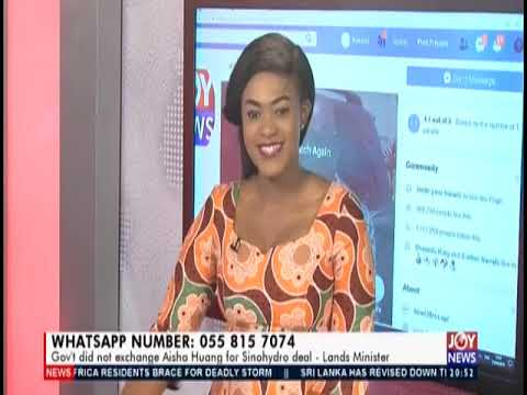 Joy News Interactive (23-4-19)