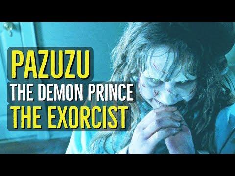 Pazuzu (THE DEMON PRINCE) The Exorcist Explained