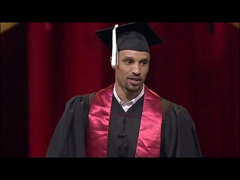 IUPUI grad George Hill's commencement speech to Class of 2018