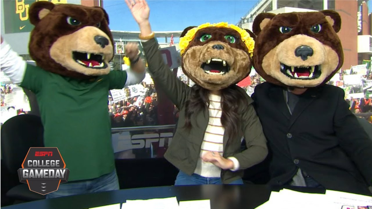 ESPN's College Gameday Headed to Waco for Baylor Basketball vs ...