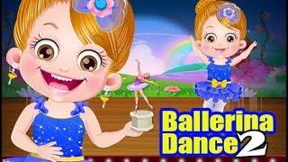 Baby Hazel Ballerina Dance 2 Gameplay | Latest Game By Baby Hazel Games